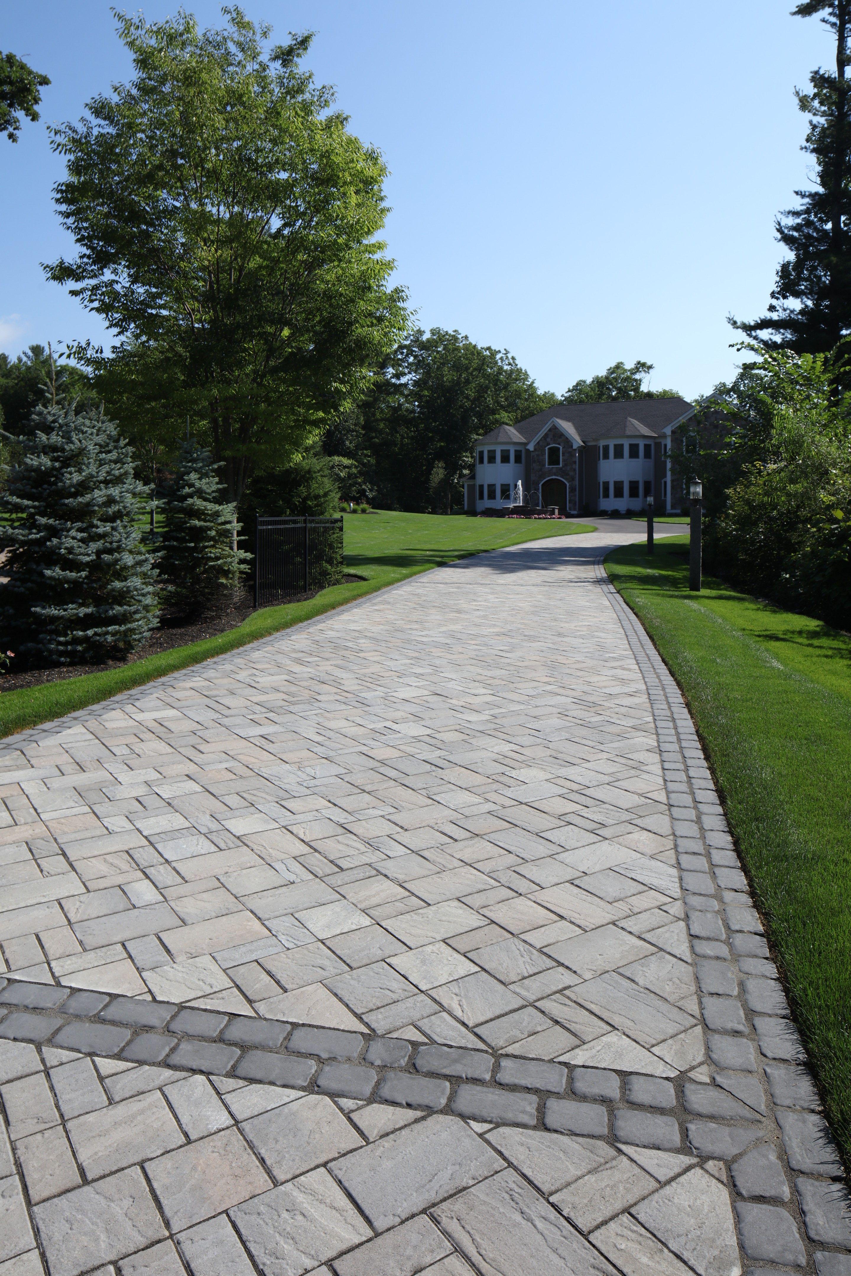 Front yard driveway landscaping ideas  Fabulous front yard walkway landscaping ideas  landscape