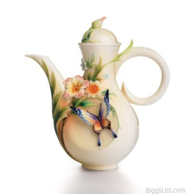 Franz Porcelain Collection Van Tea Pinterest Porcelain And Teapot