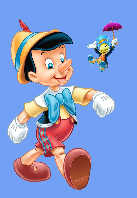 Pinocchio (3)  Pinocchio disney, Classic disney characters