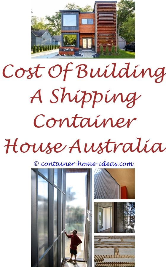 How To Build Shipping Container Homes With Plans Pdf | Container ...