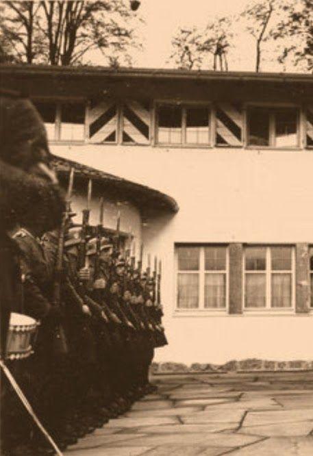 German House Designs: Obersalzberg And Berghof- Hitler's Home