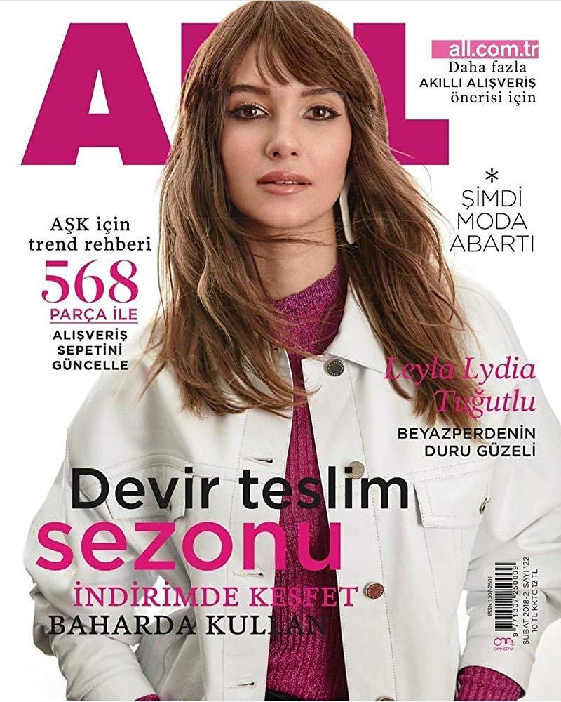 Leyla Lydia Tugutlu Beautiful Cover Turkish Actors Beautiful