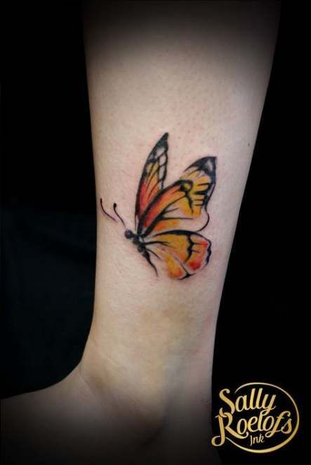 Photo of 66 ideas for tattoo butterfly watercolor – 66 ideas for tattoo butterfly …