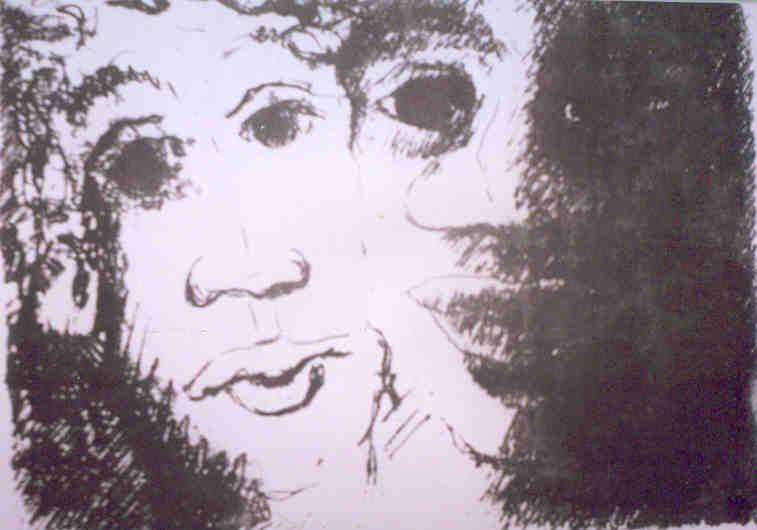 """""""Paisaje de dos"""" 2004"""
