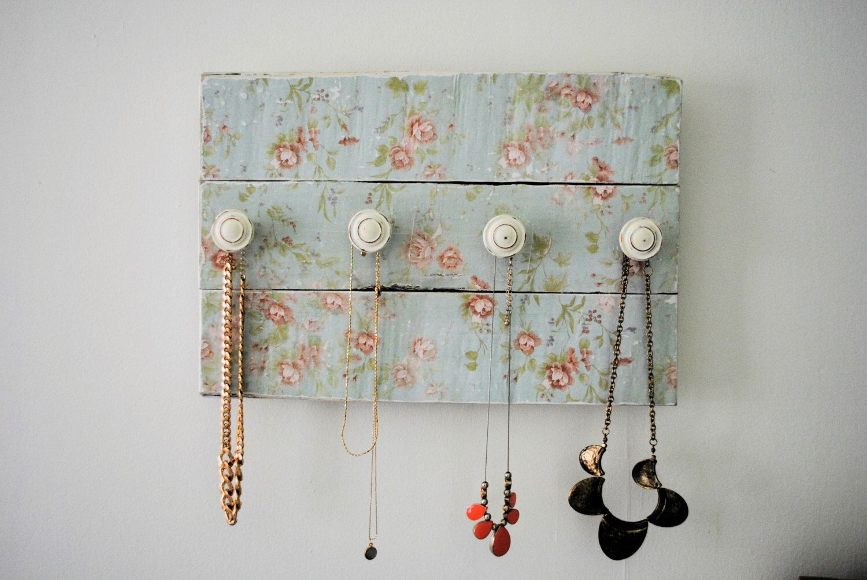 Vintage Jewelry Organizer Jewelry Holder Necklace Necklace