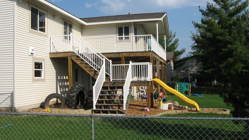 Additions Porch Remodel Patio Design Decks Backyard