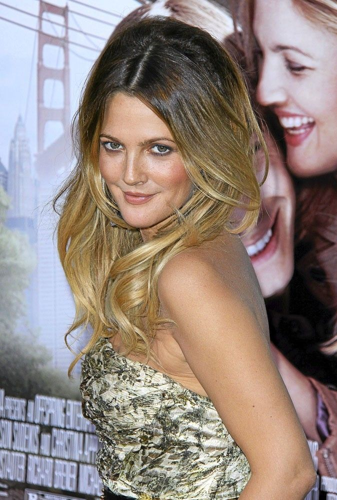 coloration cheveux le balayage tie dye tendance printemps t 2011 de drew barrymore the drew files pinterest ties the ojays and dyes - Coloration Tie And Dye