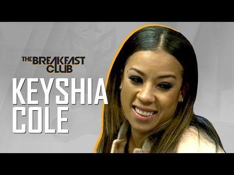 Keyshia Cole Interview at The Breakfast Club Power 105.1