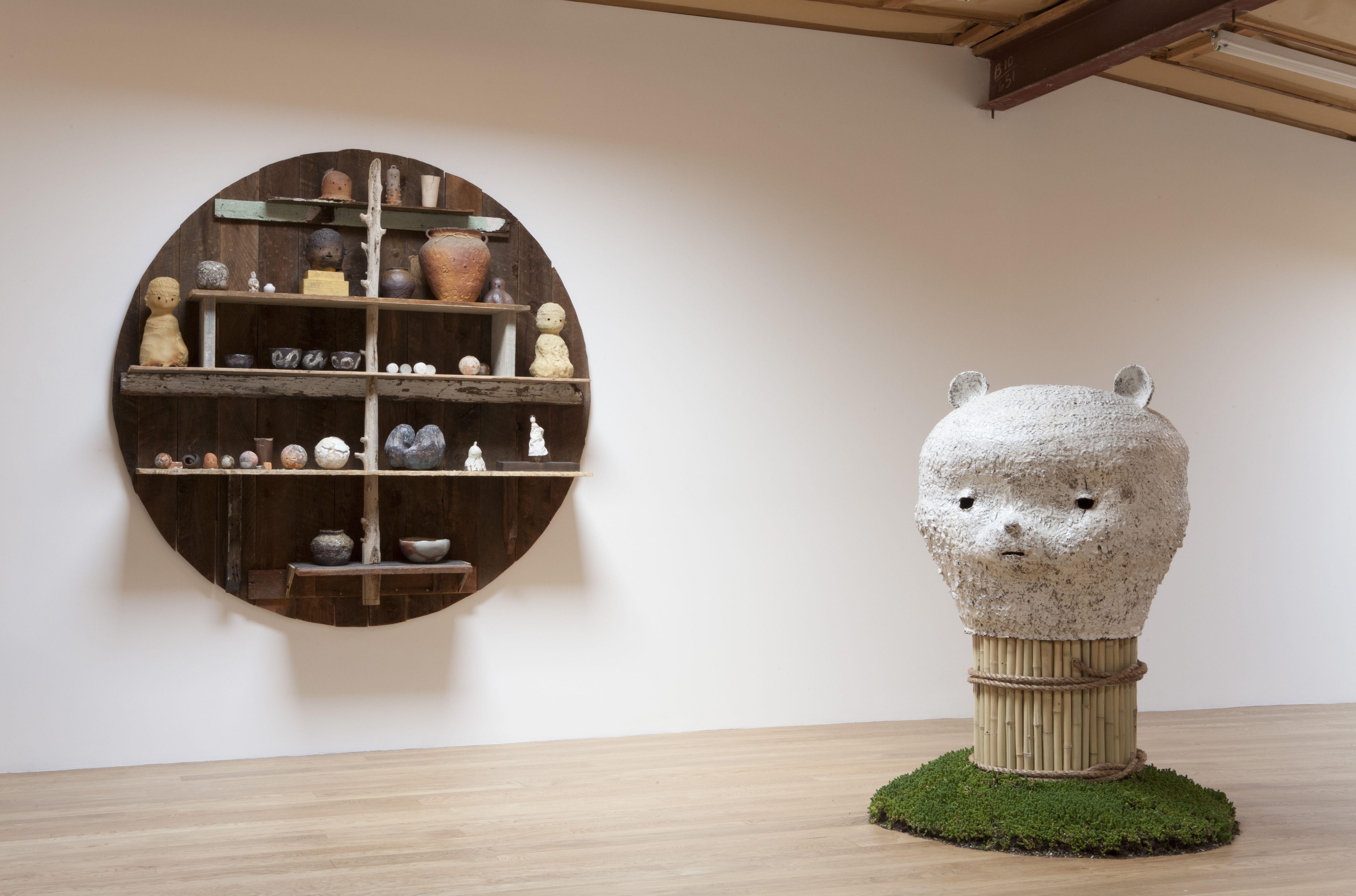 Shigeru Otani yang Konsisten Menjadi Artis Tanah Liat Kontemporer