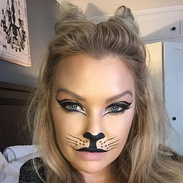 Pin by Rita on Halloween costume Pinterest Halloween costumes - cute cat halloween costume ideas