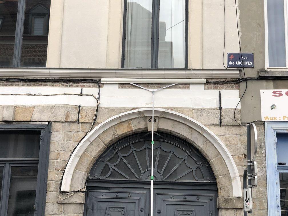 Cache Cables Esthetique Pour Facades De Batiments Cable Cover Cache Cable Facade Maison Batiment