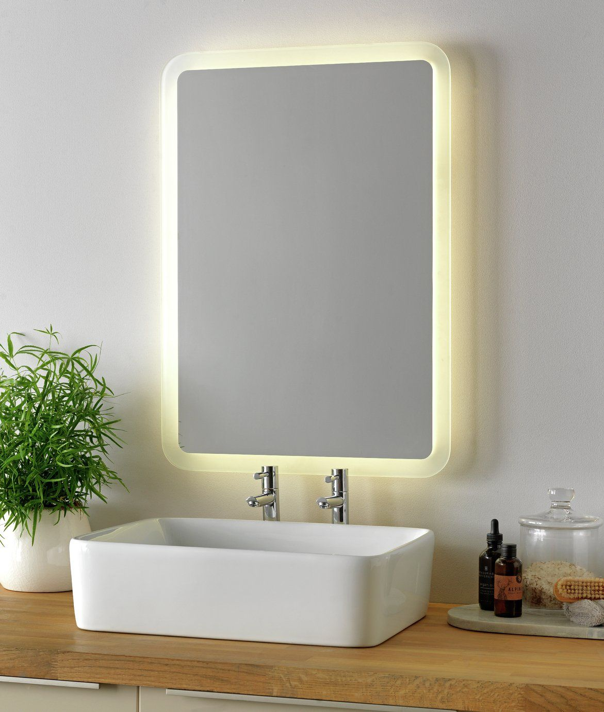 Argos Home Moreton Led Bathroom Mirror In 2020 Mirror Home Argos