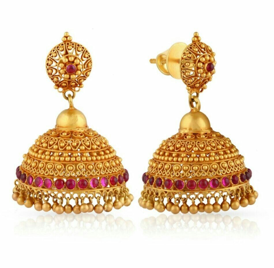 Jumka-traditional design | Jewellery | Pinterest | Traditional ...