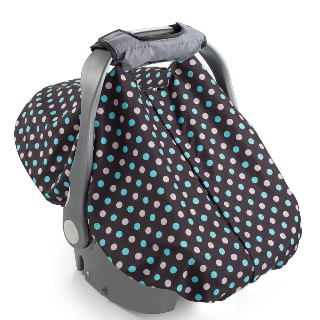 Summer Infant 2 In 1 Carry And Cover Car Seat