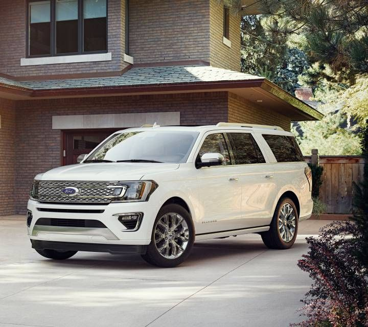 New 2018 Ford Expedition Full Size Suv Spacious 8 Passenger