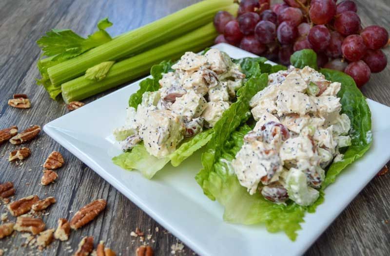 A Few Years Ago I Fell In Love With The Sonoma Chicken Salad At