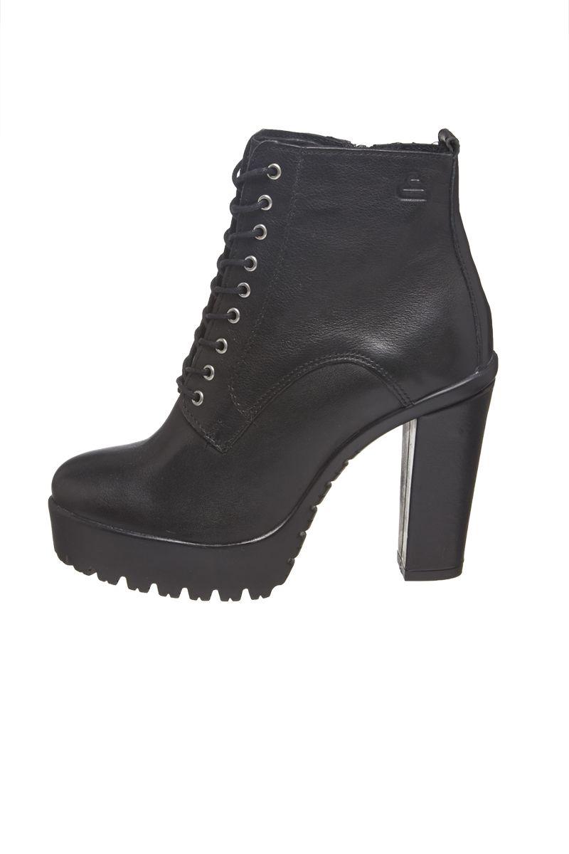 Zapatos de Cordones Oxford para Mujer Zapatos negros Bullboxer para mujer SupraChino Court - Tobillo bajo Hombre  Talla 37 EU  Marrón (Nut/Bronce 393)  38 EU w2f7K