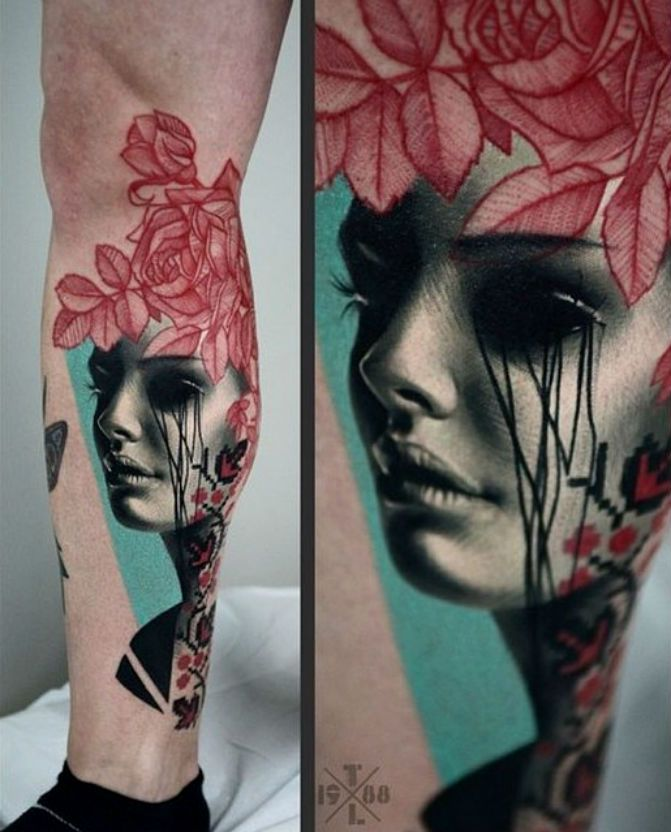 45 Mesmerizing Surreal Tattoos That Are Wonderful: The Art On The Body