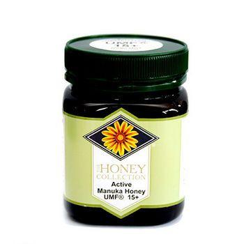 New Zealand Honey Collection Active Manuka Honey UMF 15+