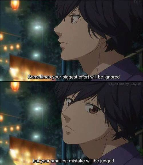 Image about quote in Anime ❤  by Valerya♥ on We Heart It