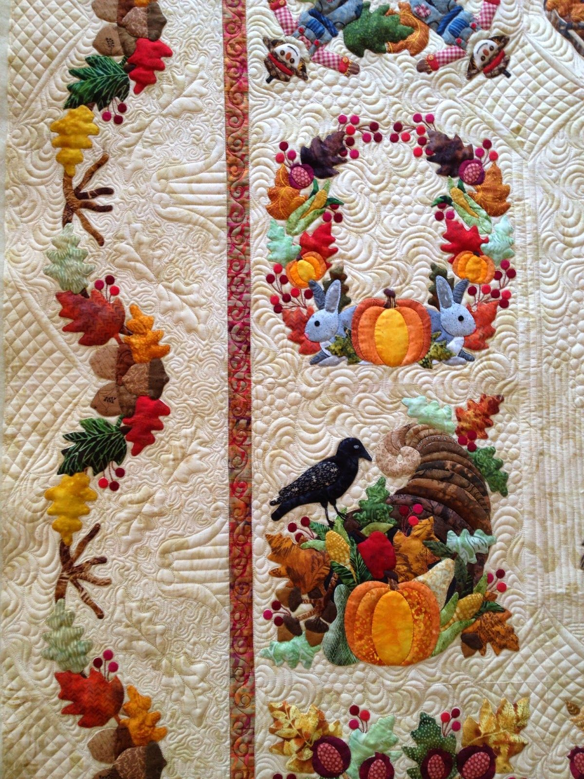 Sewing Quilt Gallery Baltimore Autumn Quilts Applique Quilts Applique Quilting