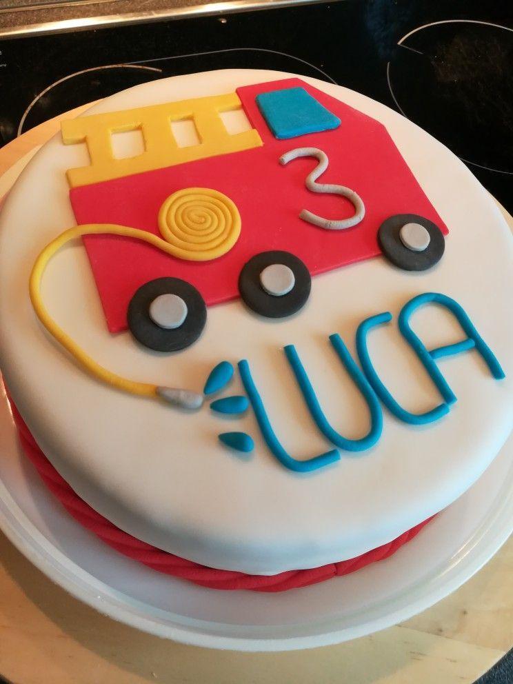 Pin Auf Trucks Birthday Party