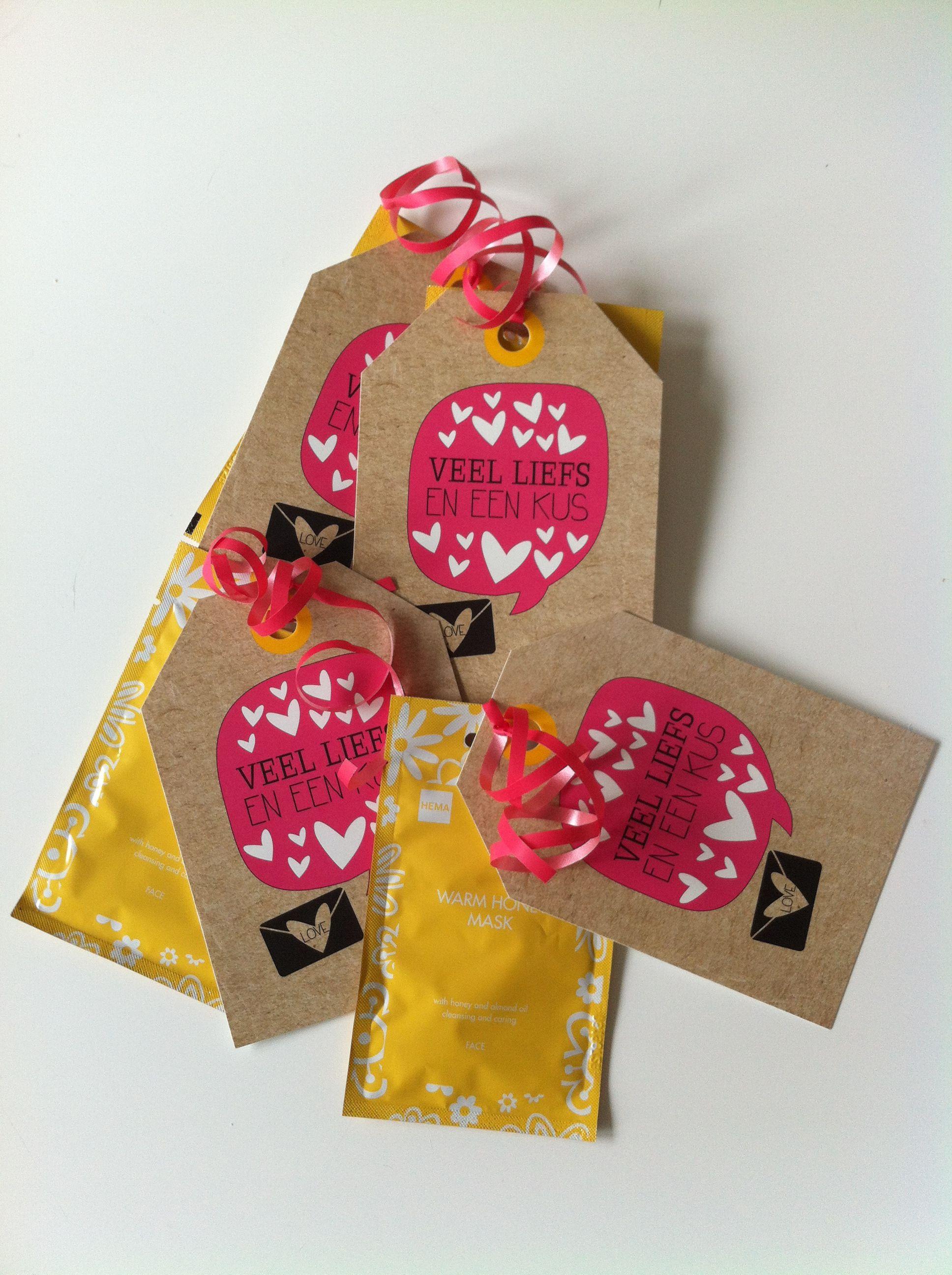 Genoeg Bedankje voor de juf - Dag van de leidster | Cadeau idee - Kids &OE27