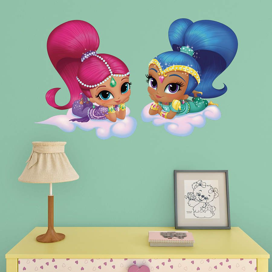 Shimmer And Shine X Large Officially Licensed Nickelodeon