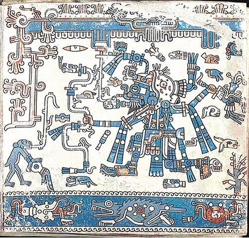 Tl 225 Loc C 243 Dice Laud M 233 Xico Mexicas Aztecas Deidad