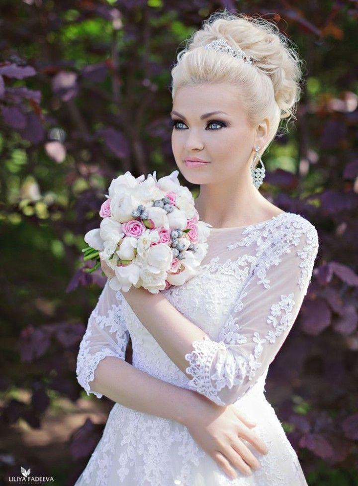 21 Updo Wedding Hairsyles With Glamour Wedding