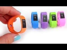 DIY American Girl Fitbit - YouTube #americangirldollcrafts