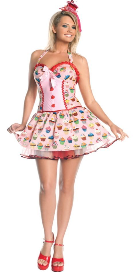 adult sweet cupcake costume plus size  party city my
