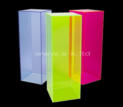 Acrylic Display Box Lucite Display Case Perspex Box Plexiglass Cabinet In 2020 Acrylic Display Case Acrylic Display Acrylic Display Box