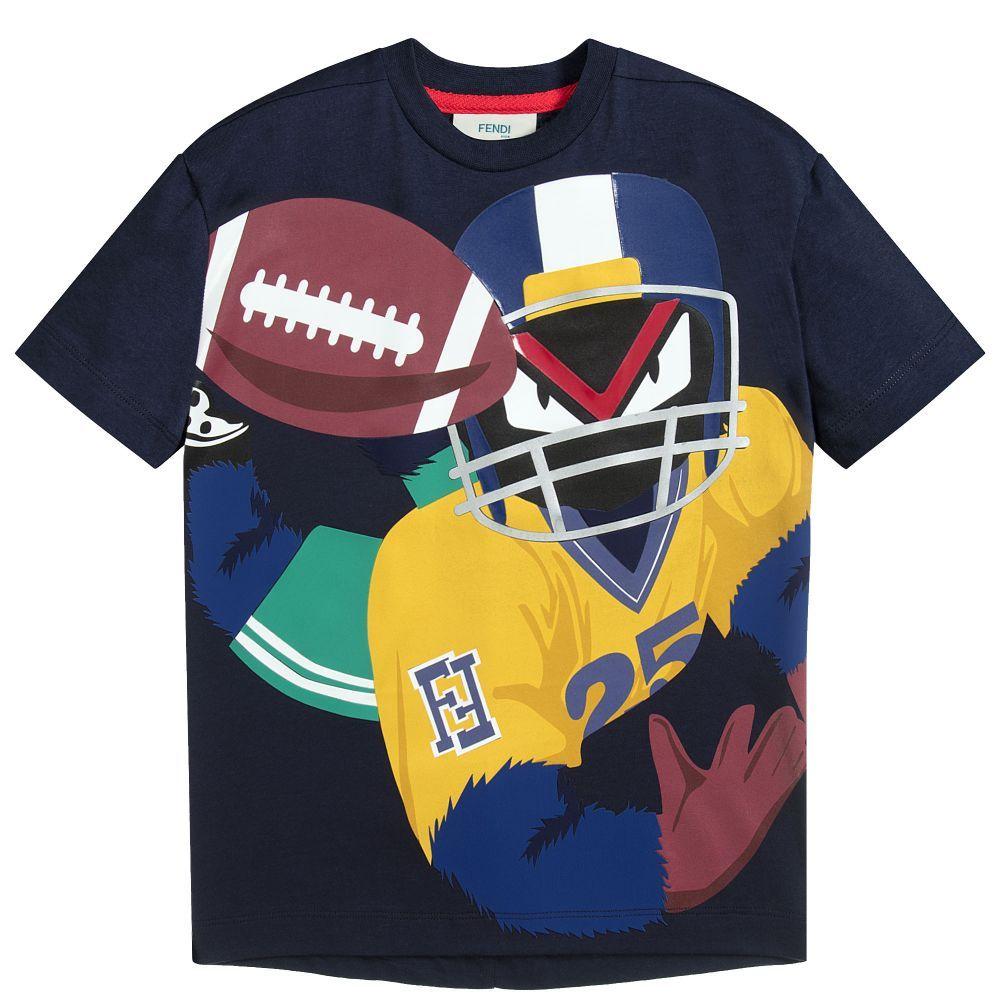 2b18f82d5e86 Boys Fendirumi T-Shirt