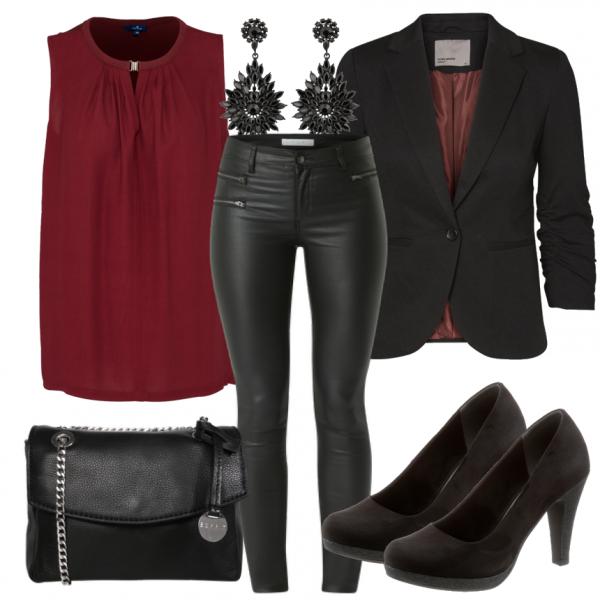 Freizeit Outfits  GoodEvening bei FrauenOutfits.de   Woman s fashion ... 4303dc95b3