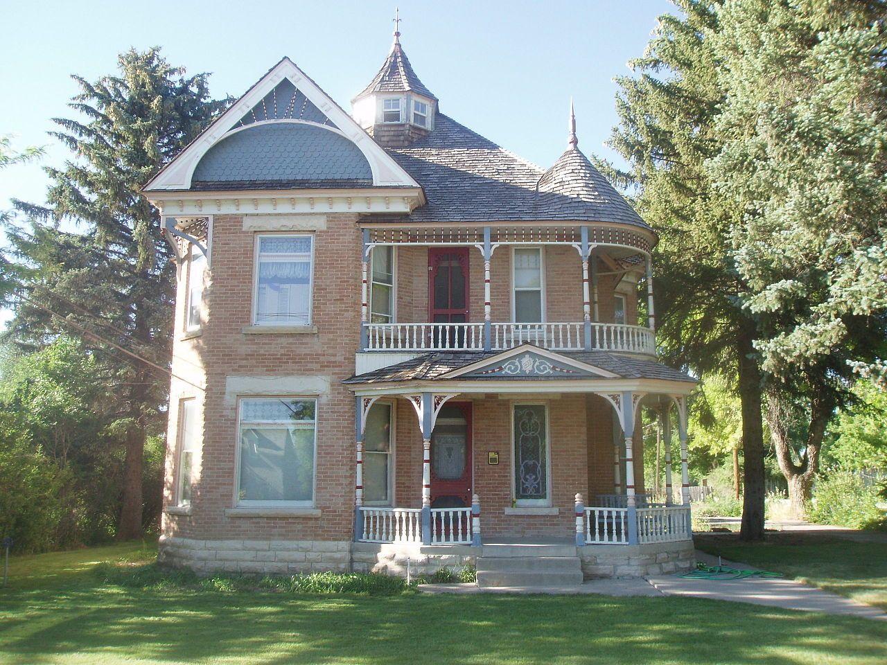 John Dorius Jr House In Sanpete County Utah National Register Of Historic Places Utah Ephraim Utah
