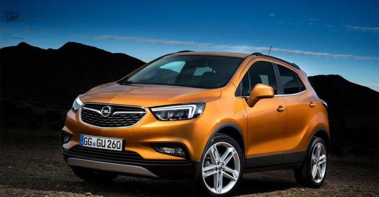 2018 Opel Mokka Release Date And Performance Opel Mokka Large Suv Suv Cars
