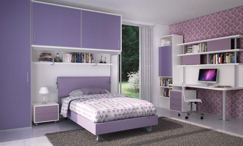 Moderne camere da letto ragazze su pinterest camere - Camere da letto per ragazzi moderne ...