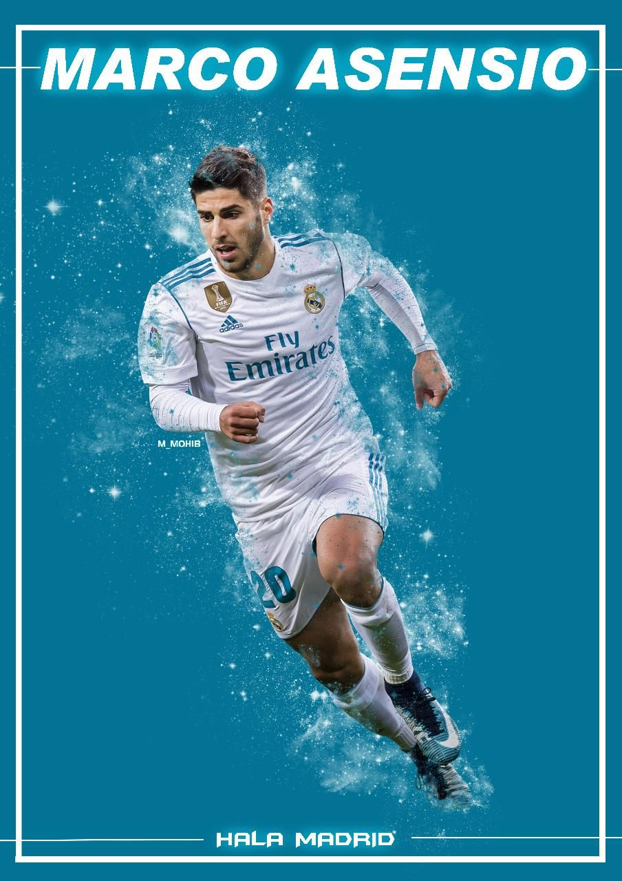 Download Marco Asensio Wallpaper By Mmohib 03 Free On