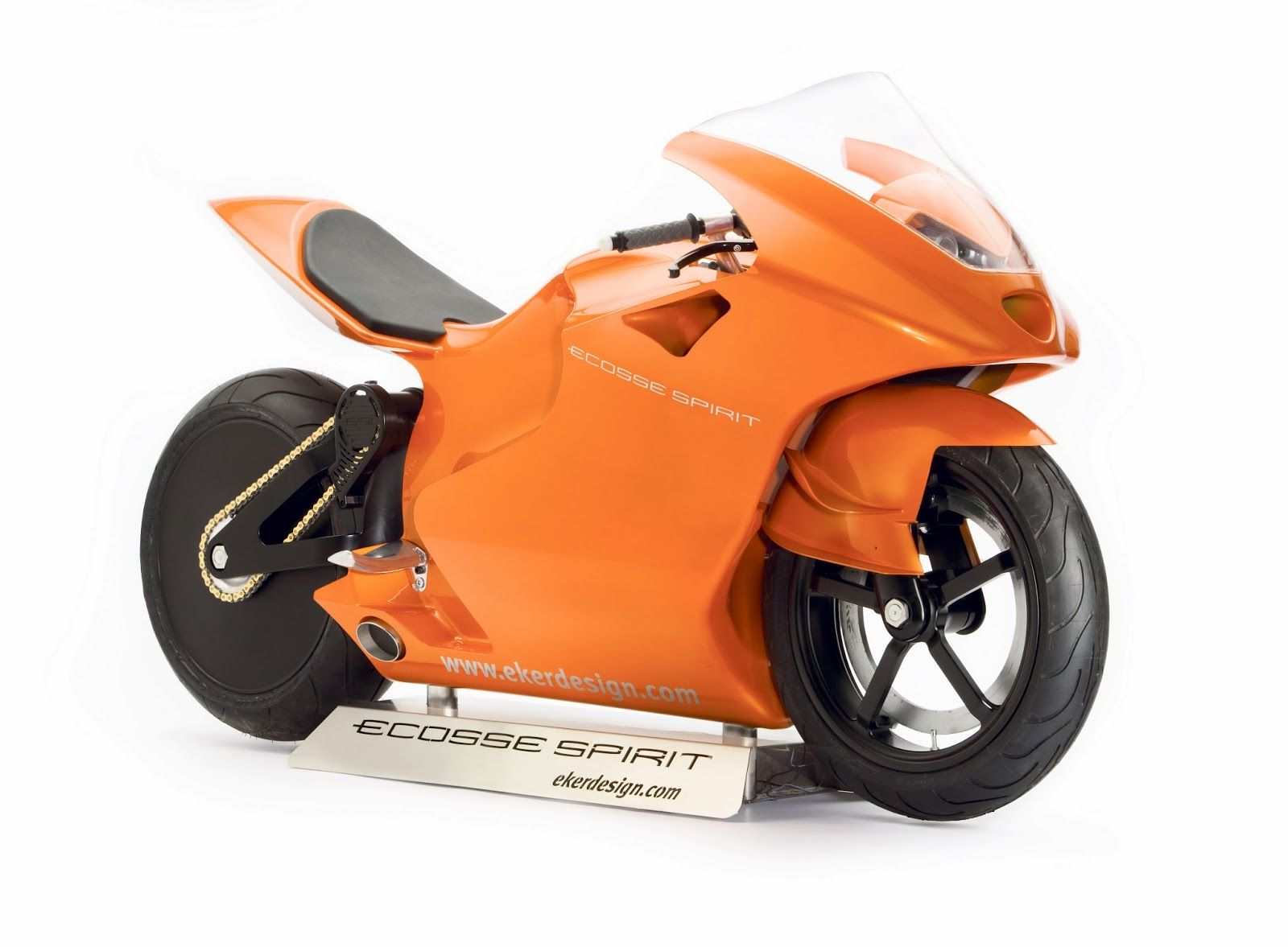 Ecosse Es1 Superbike 3 6 Million Most Expensive Motorcycle In