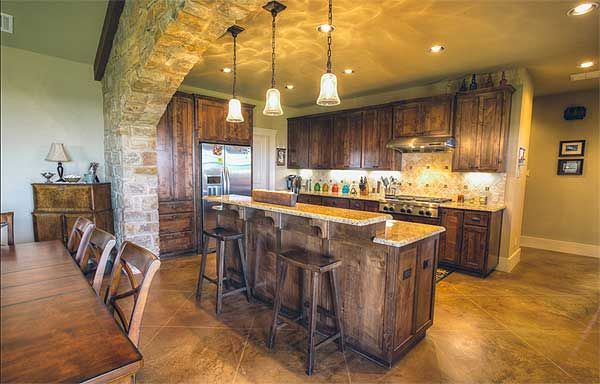 Hill Country Classic Home Plans Home Plan