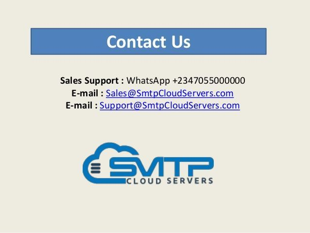 Mass Email Services Providers provide server space in shared