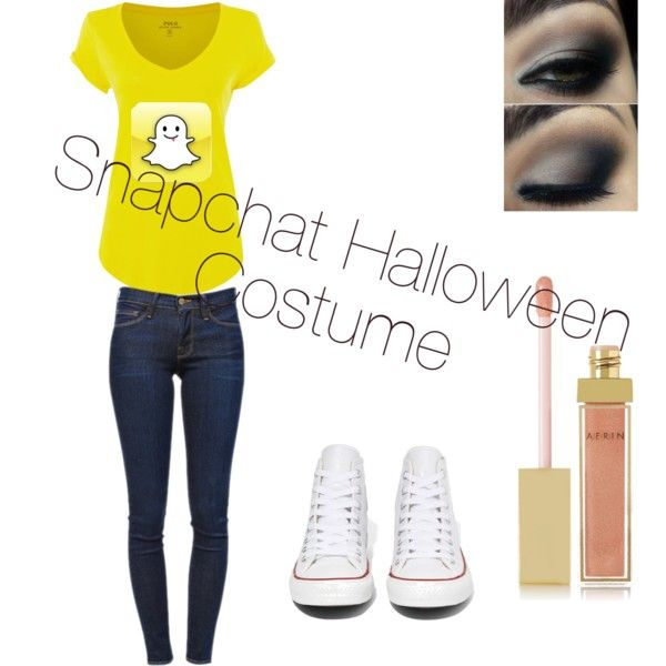 Snapchat Halloween costume by itssloanexoxo on Polyvore featuring polyvore fashion style Polo Ralph  sc 1 st  Pinterest & Snapchat Halloween costume | Pinterest | Snapchat halloween costume ...