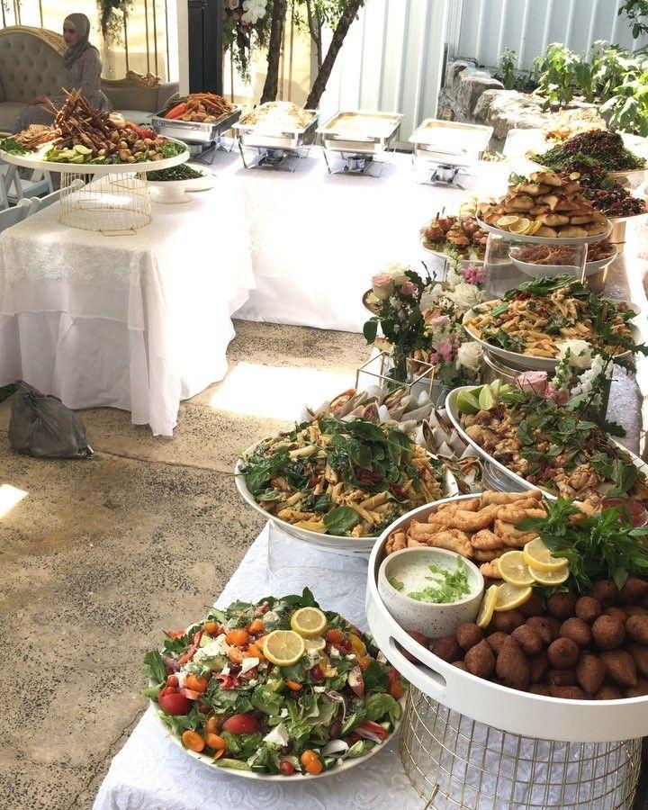 Vegan Wedding Food: Pin By 205 Nany On تقديمات In 2019