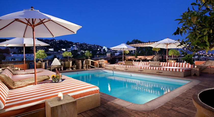 Hotel Le Pe West Hollywood Los Angeles Ca Booking