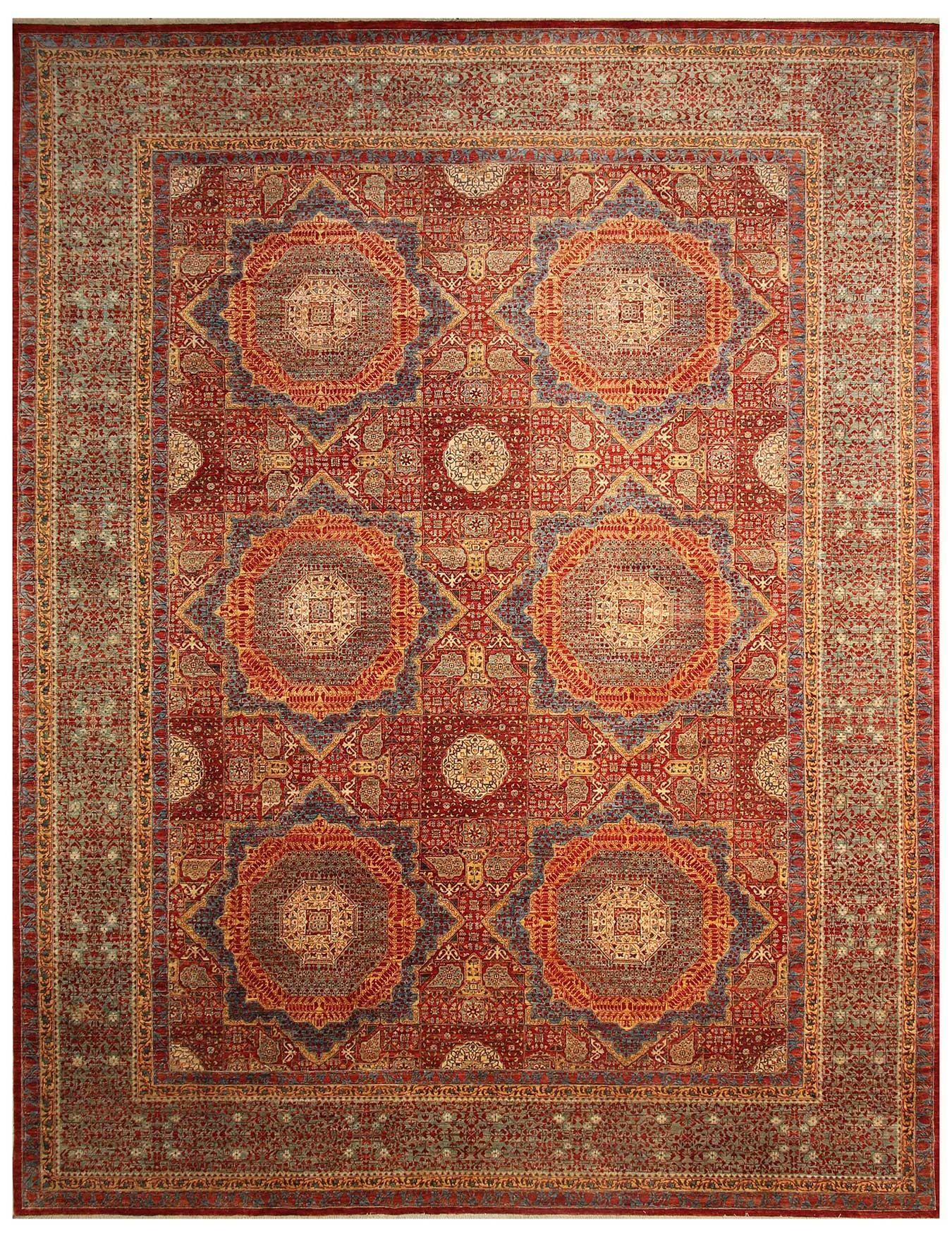 Hand Knotted Mamluk Rug Mamluk Rugs Rugs Flying Carpet