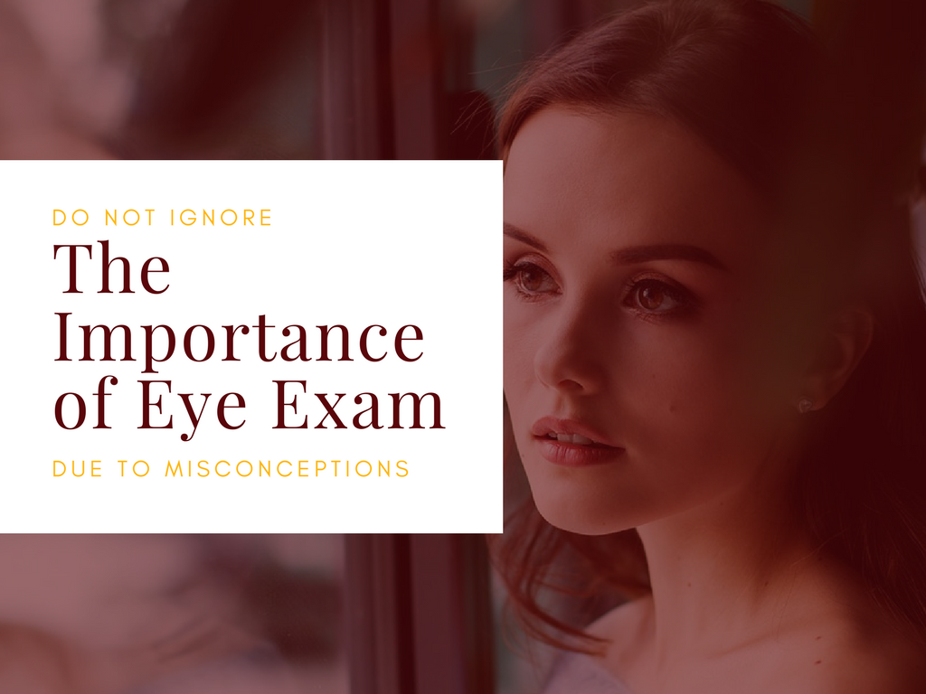 Know Here The Importance Of An Eye Exam And Why You Should Take It Seriously A Regular Eye Checkup Helps In Maintaining A Eye Care Center Eye Care Eye Doctor