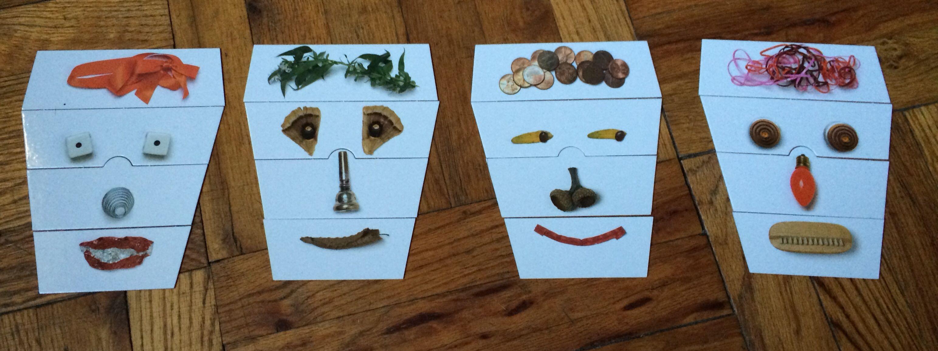 Teach Through Games About Face