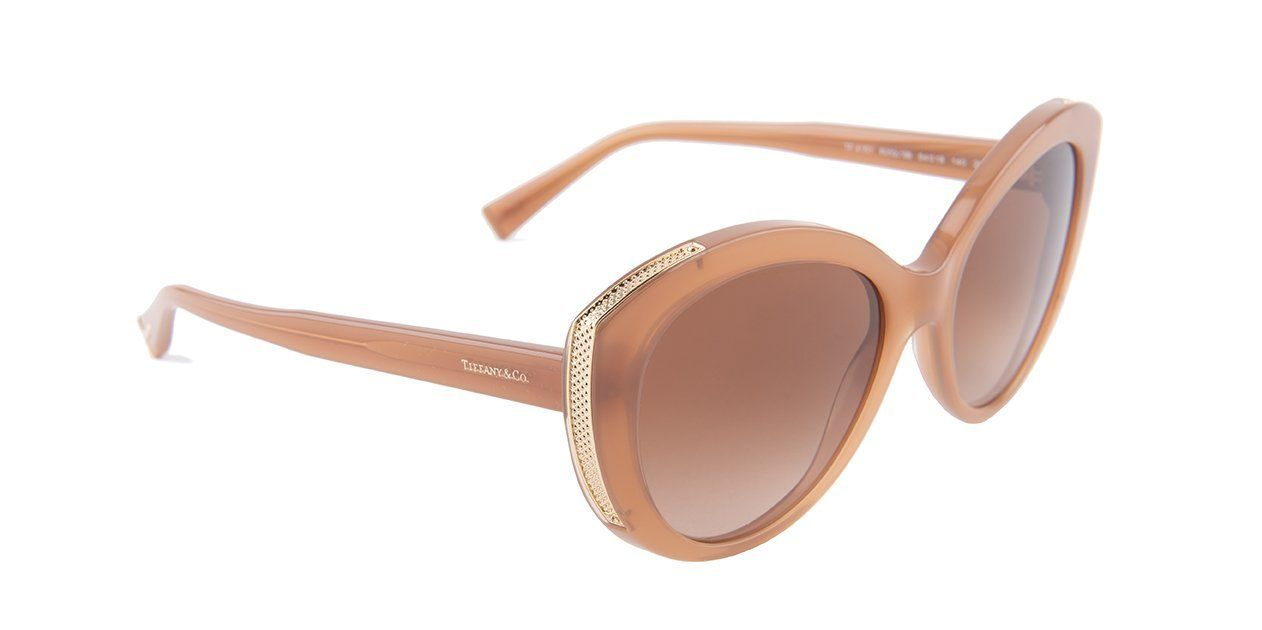 765cdb49d600 Tiffany - TF4151 Brown - Brown sunglasses | Free Shipping - Designer Eyes