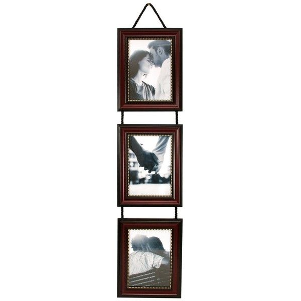 Kiera Grace Vertical Lucy Collage Picture Frames on Hanging Ribbon ...